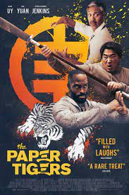 The Paper Tigers (2020)